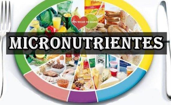Importância dos Micronutrientes