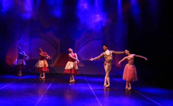 Ballet de repertório Paquita 1810