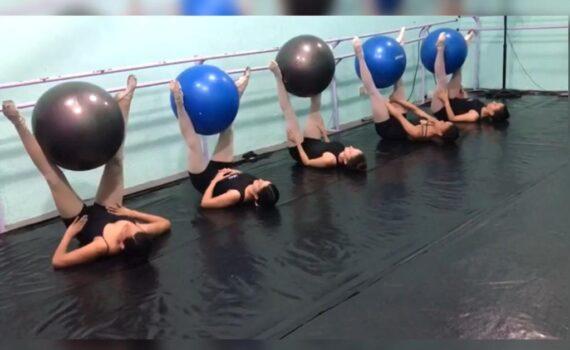 Preparação física e exercícios educativos para dança