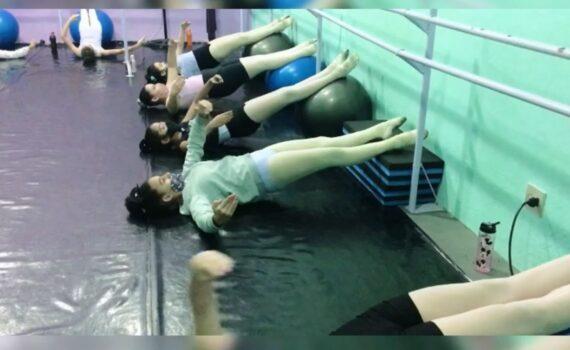 Posições dos braços no ballet - como treinar e fortalecer