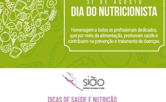 Na semana do nutricionista vamos falar sobre a profissão. Você sabe o que faz um nutricionista?