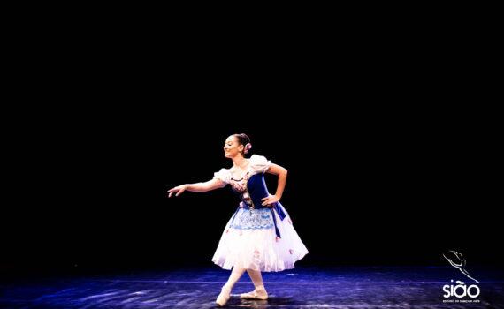 Ballet de repertório Chamas de Paris