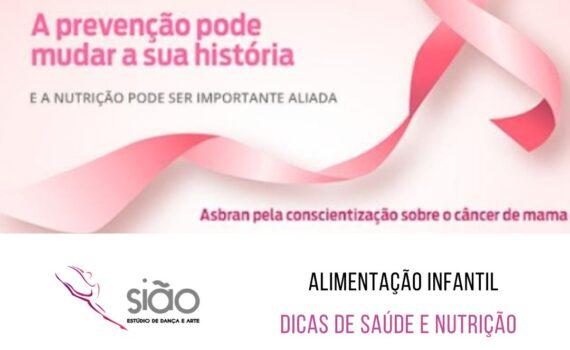 Nutrição forte aliada na campanha contra o câncer